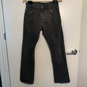 Levi's 517 Bootcut - Men's Size 29x30 - Grey.